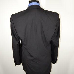 Fumagalli Suits & Blazers - Fumagalli Uomo 40R Tuxedo Jacket Black Wool